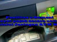 Kini Bisa Bayar Pajak Kendaraan Bermotor Di ATM BCA