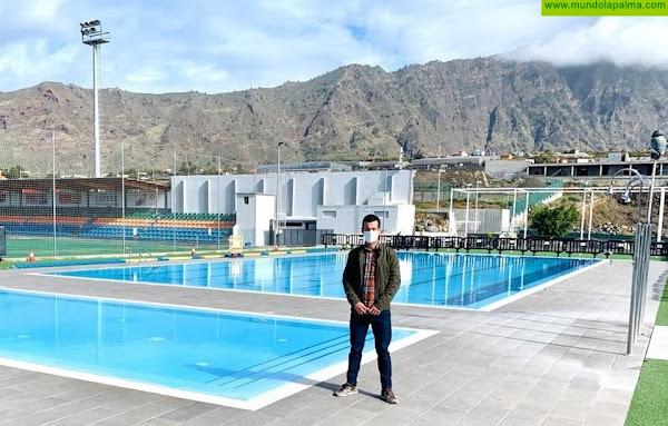 La piscina municipal de Los Llanos abrirá el 5 de abril