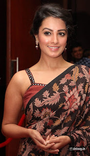 Actress-Anita-Hassanandani-Stills-at-An-Ode-to-Weaves-and-Weavers-Fashion-Show