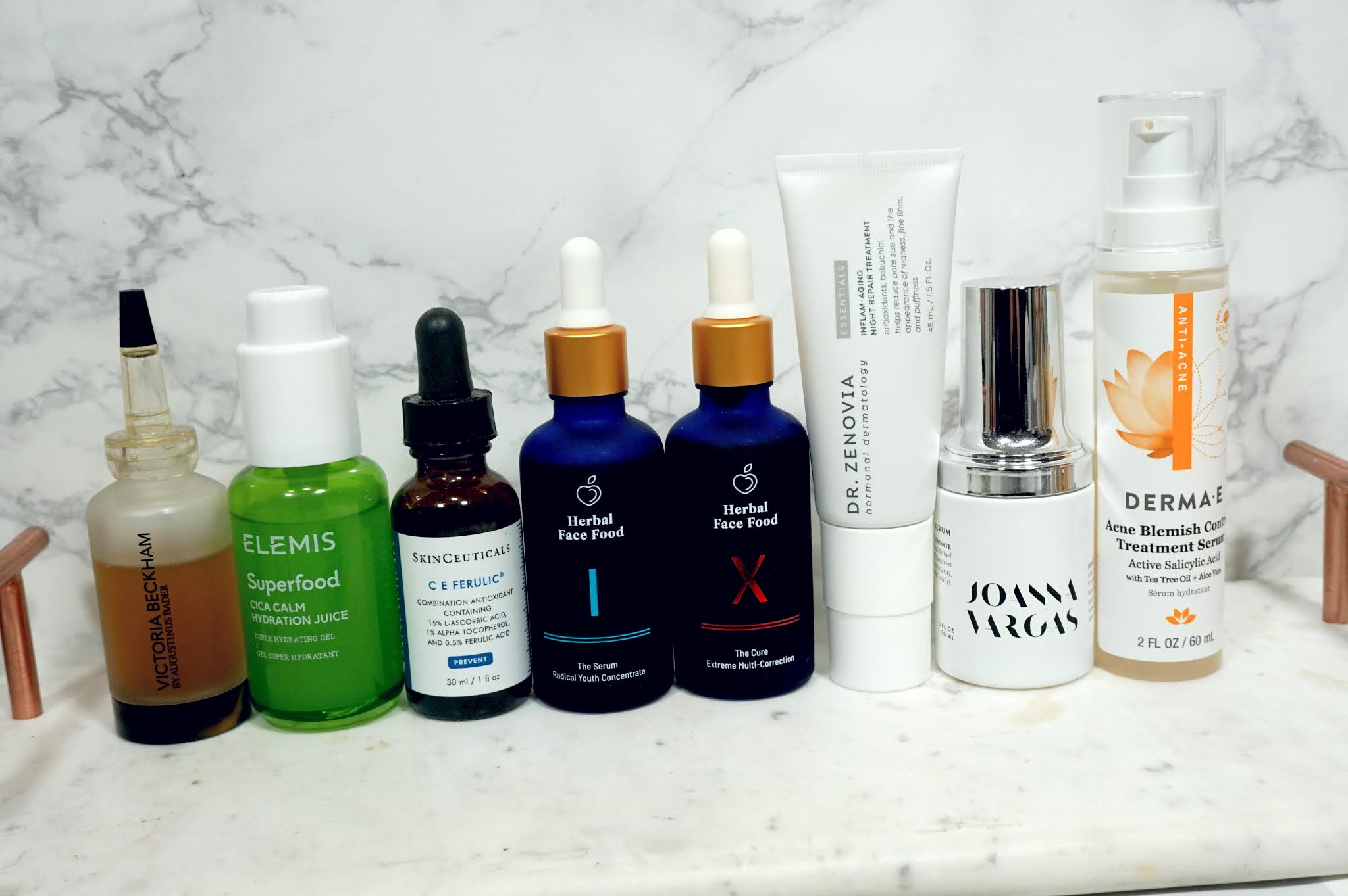 Best of Beauty 2020 - Skincare
