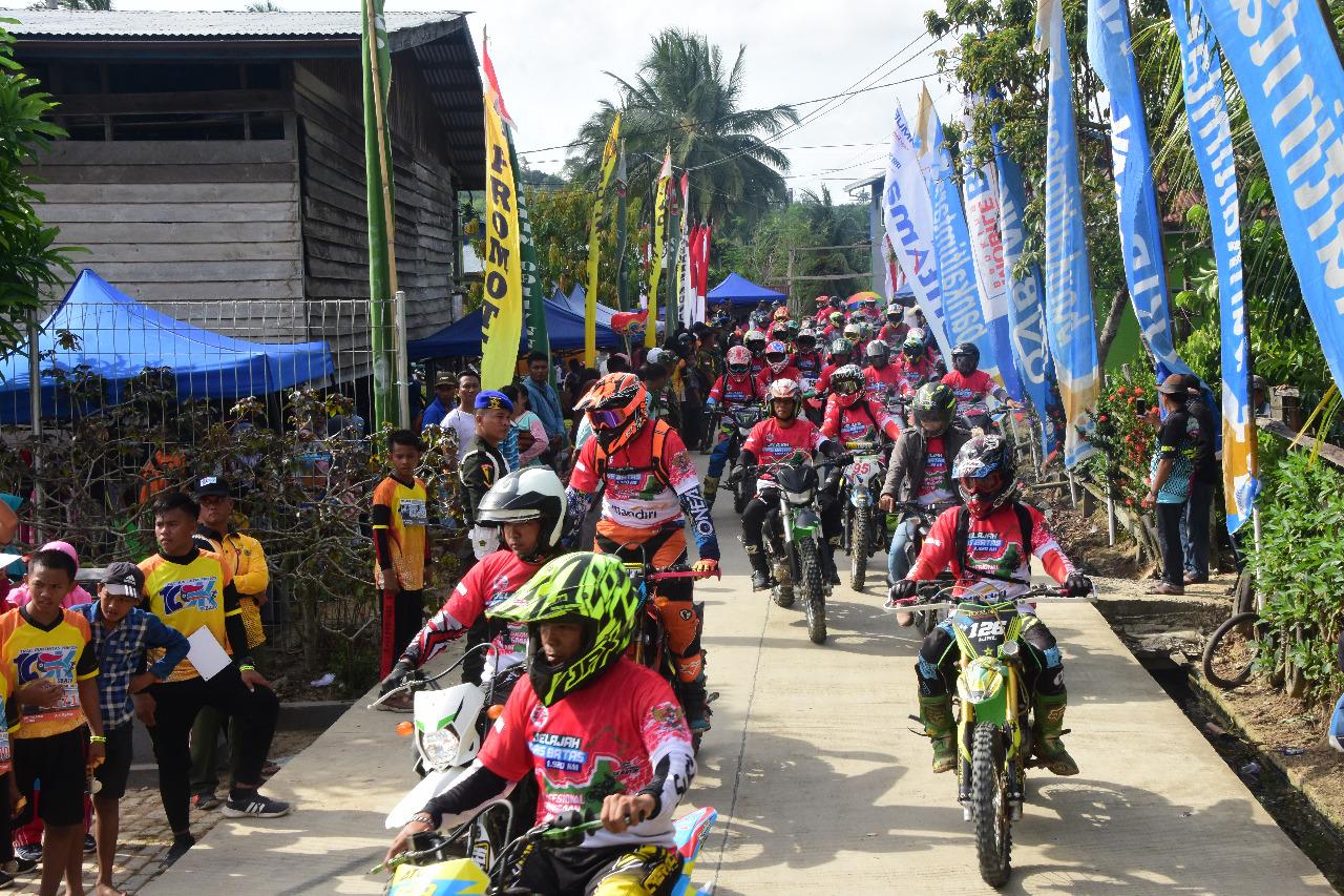 Danrem 091/ASN Terima Rekor MURI, Sebatik Trial Run Perbatasan RI-Malaysia