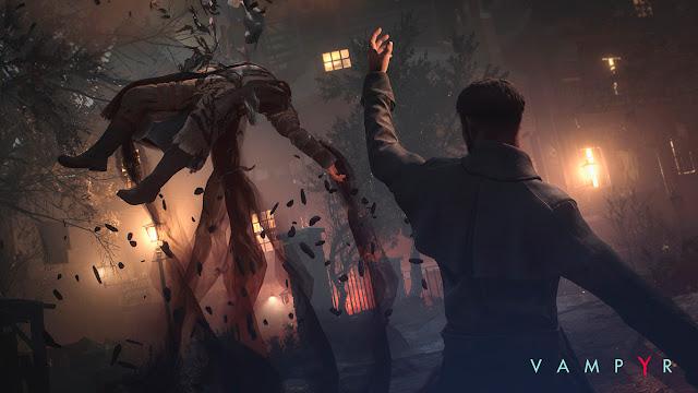 الكشف عن التقييم العمري للعبة Vampyr و إحتمال كبير أن يتم منعها في الشرق الأوسط ...