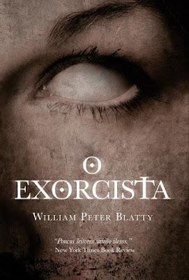 Resultado de imagem para o exorcista livro