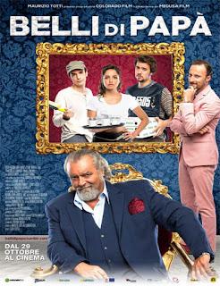 Belli di papà (Niños de papá) (2015)