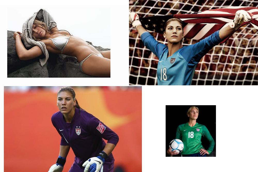 World Of Sports Marry Me Hope Solo Photos Of The Sexy