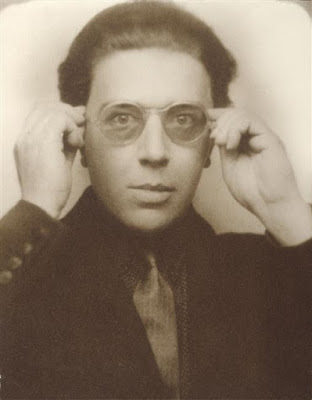 Fotomatón de André Breton