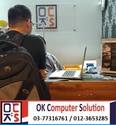 [SOLVED] CANNOT ON LENOVO Z500 | KEDAI REPAIR LAPTOP DAMANSARA 2