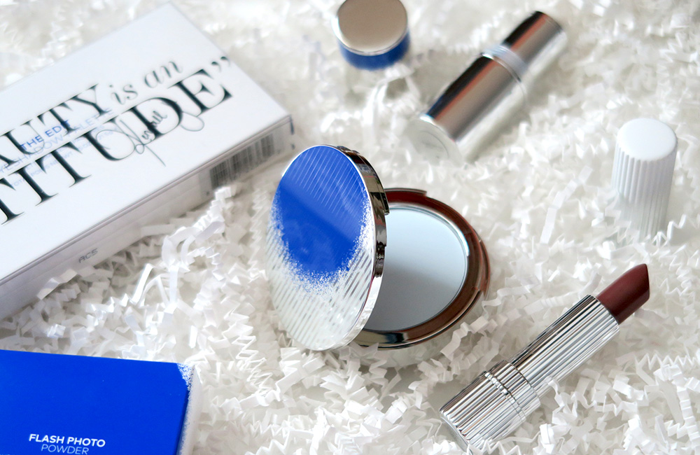 The Estee Edit - Eye Shadow Palette, Pore Vanishing Stick, Powder, and Lipstick!