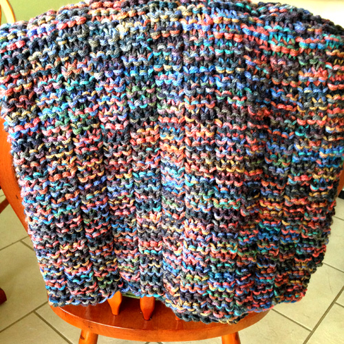 The Boulevard Blanket - Free Pattern