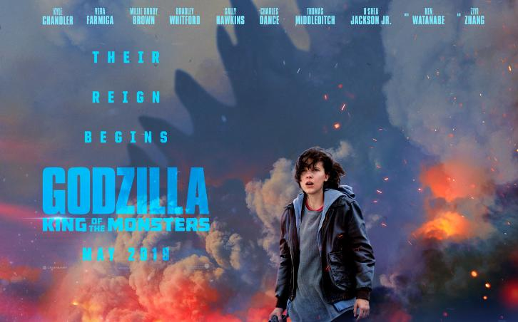 MOVIES: Godzilla: King of the Monsters - News Roundup *Updated 9th December 2018*