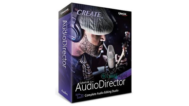 تحميل برنامج الهندسة الصوتية وتحرير الصوت CyberLink AudioDirector Ultra 11
