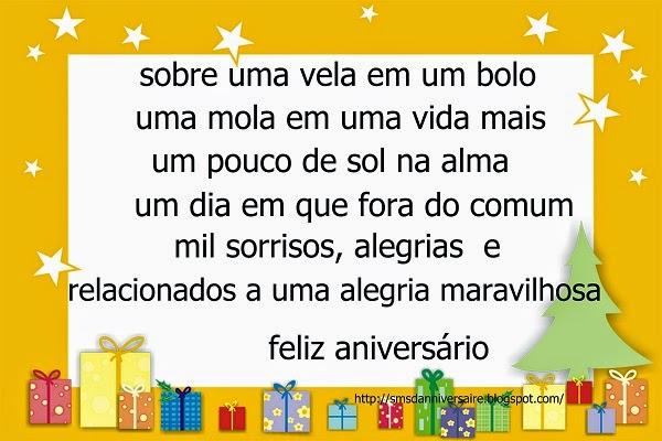 chanson anniversaire en portugais