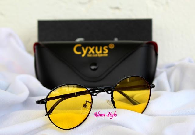 occhiali luce blu cyxus
