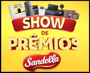 Sandella Show de Prêmios Promoção