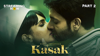 Kasak Part 2 (2020) Ullu 480p 720p HD Web Series