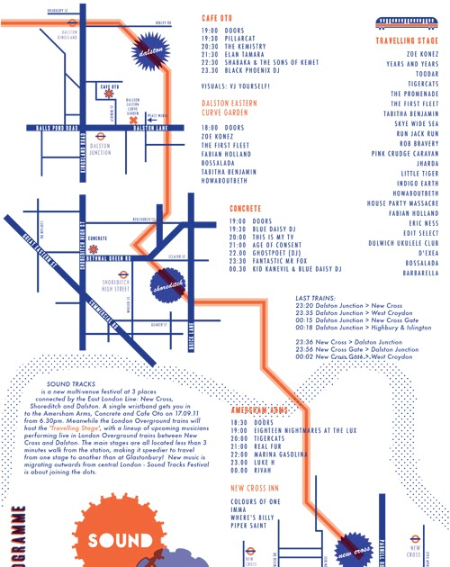 Crosswhatfields?: Sound Tracks Festival
