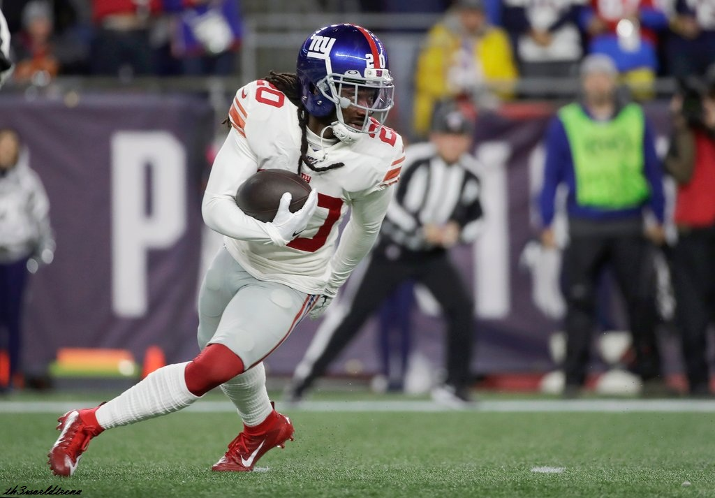 Giants Cut Janoris Jenkins once He Used Slur in Twitter Exchange With an exponent