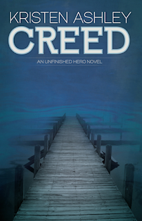 Book Review: Creed (Unfinished Hero #2) by Kristen Ashley | About That Story