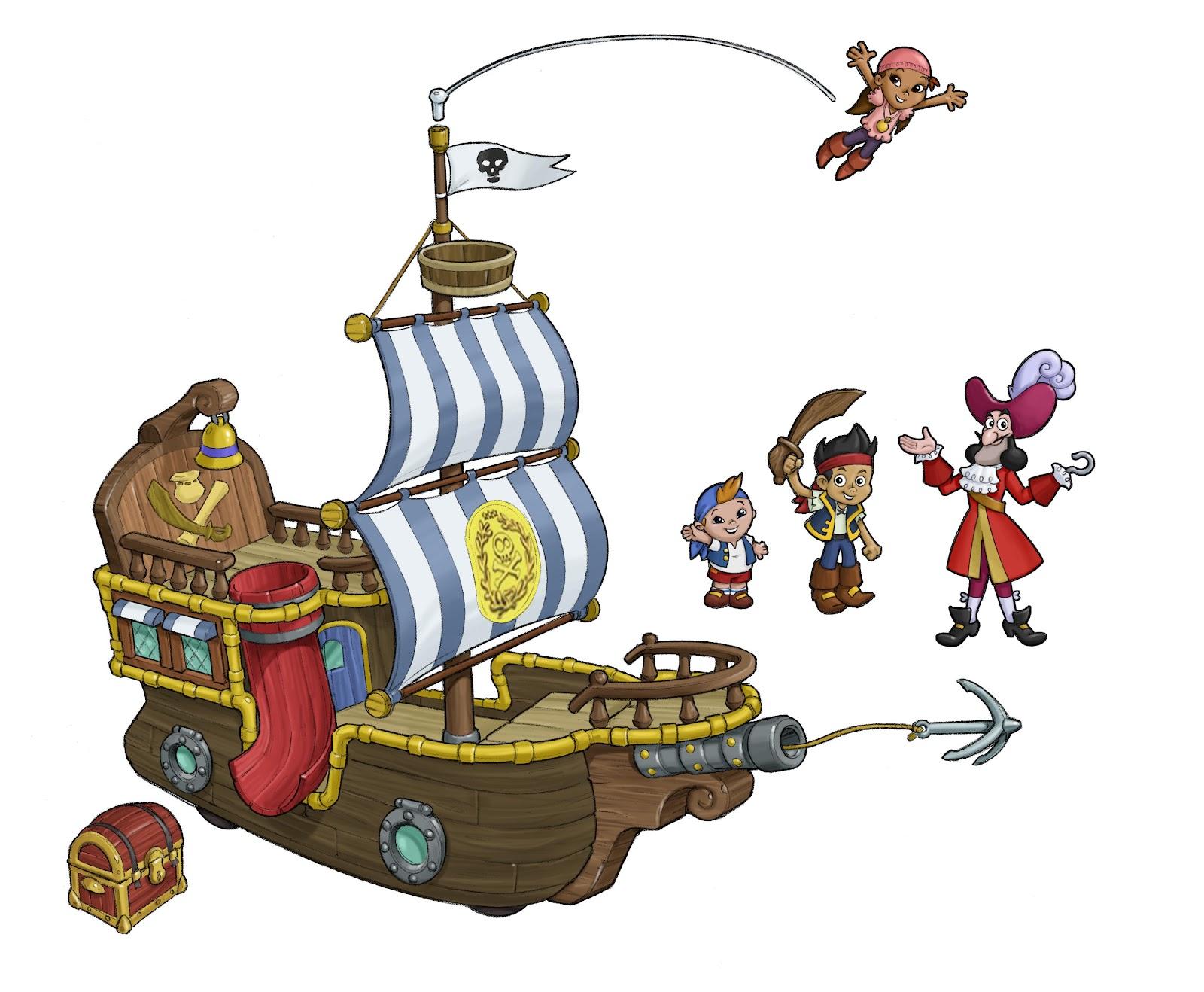Jake Neverland Pirates Buckey