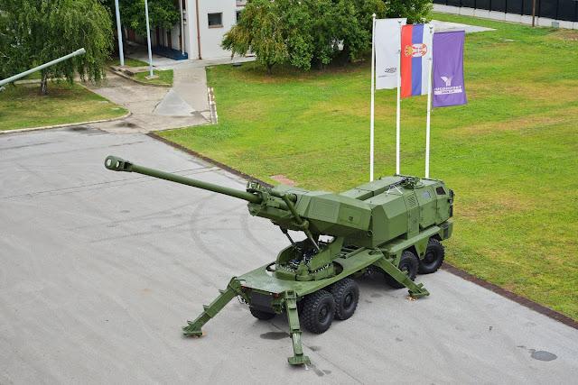 Armée Serbe / Vojska Srbije / Serbian Armed Forces - Page 6 ESH0jB4X0AIz8tp