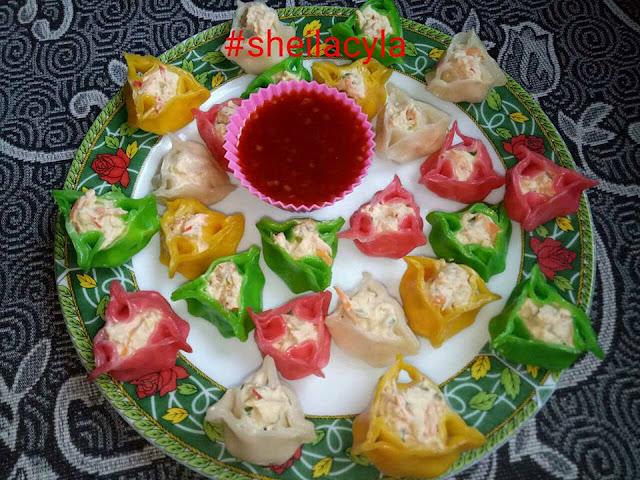 Resepi Dimsum Ayam Homemade