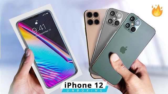 IPhone 12 & 12 Pro Unboxing,  ,Techlinknews