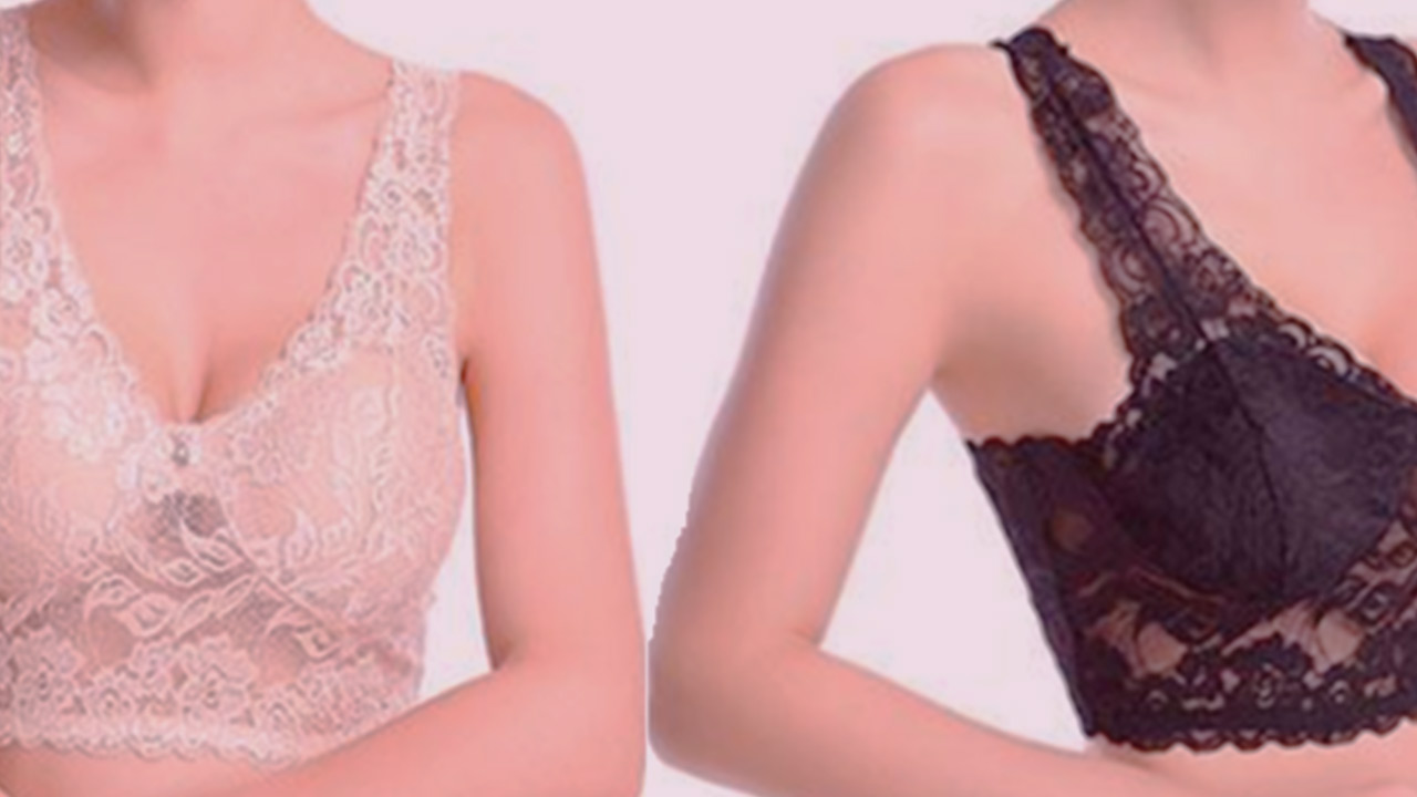 alternative bra to the bralette bra maintain breast without bra