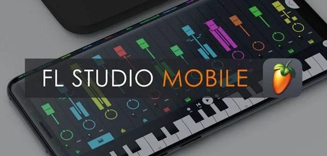 تنزيل تطبيق FL Studio Mobile النسخة المدفوعة اخر اصدار