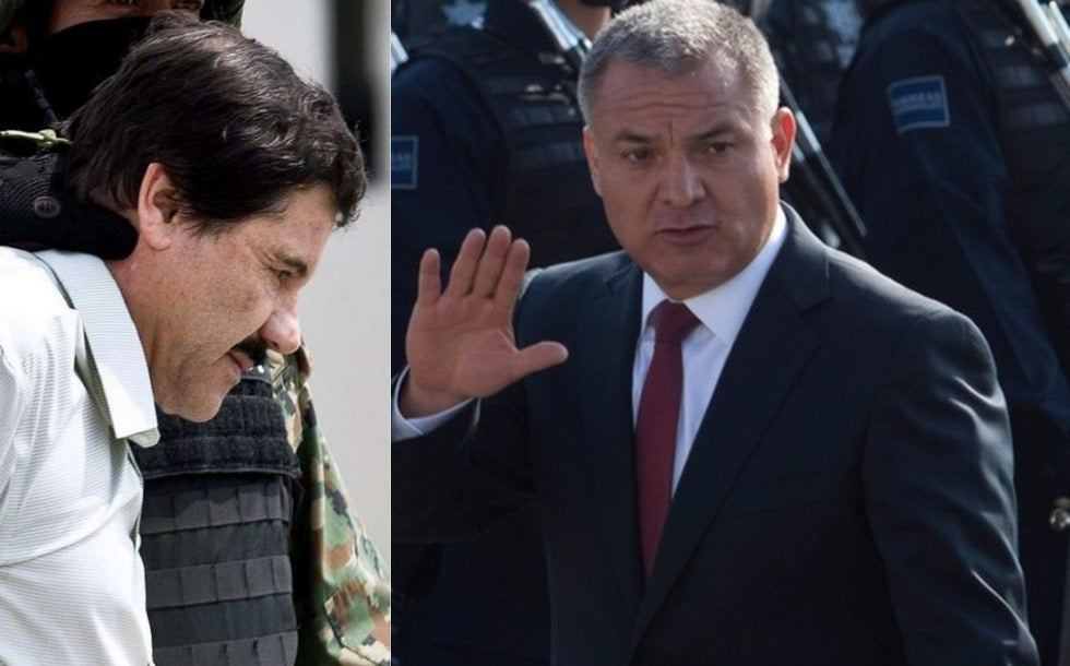 """Juicio de Genaro García Luna será en la misma sala y con el mismo Juez que condenó a Joaquín """"El Chapo"""" Guzmán"""