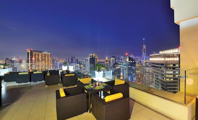Ramada Plaza Jumeirah Beach Residence, Fogueira Restaurant & Lounge