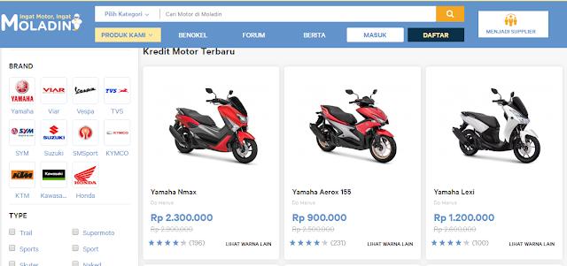7 Rekomendasi Sepeda Motor Terbaru Lengkap dengan Harga Motor