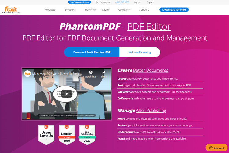 PhantomPDF