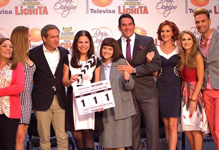 Simplemente Novelas Televisa Estrena Antes Muerta Que Lichita