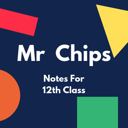 2nd Year English Notes Good Bye Mr  Chips Solved Questions