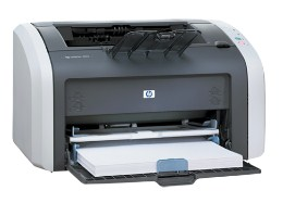 Impressora HP LaserJet 1012 Downloads de software