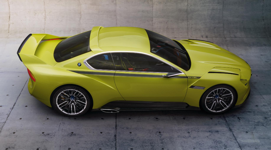 Behold: some of BMW\'s Finest Ever Concept Cars « Articlescar