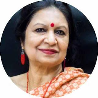 Prof Malashri Lal Pashyantee Advisory Board Memeber