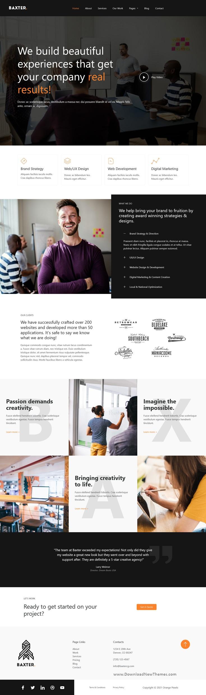Creative Agency Elementor Template Kit