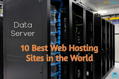 Top 10 Web Hosting Companies in the World