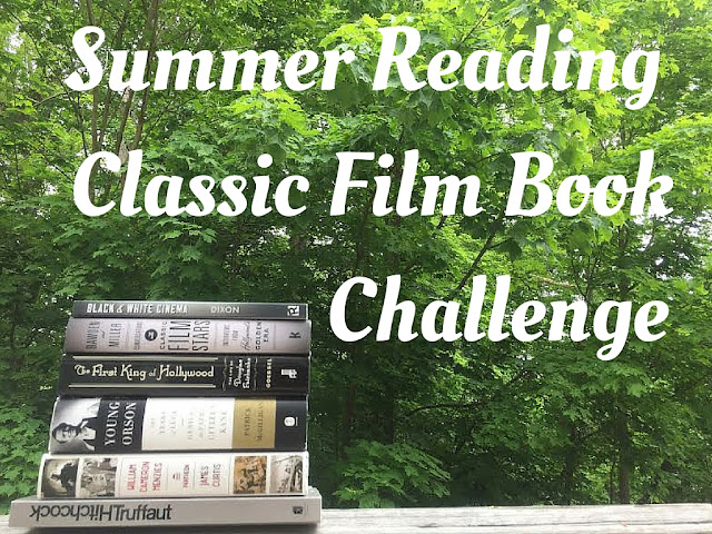 2016 Summer Reading Classic Film Book Challenge