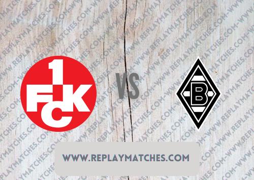 Kaiserslautern vs Borussia M'gladbach -Highlights 09 August 2021