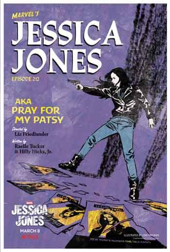 Marvels Jessica Jones S03 480p WEB-DL [Hindi + English] x264