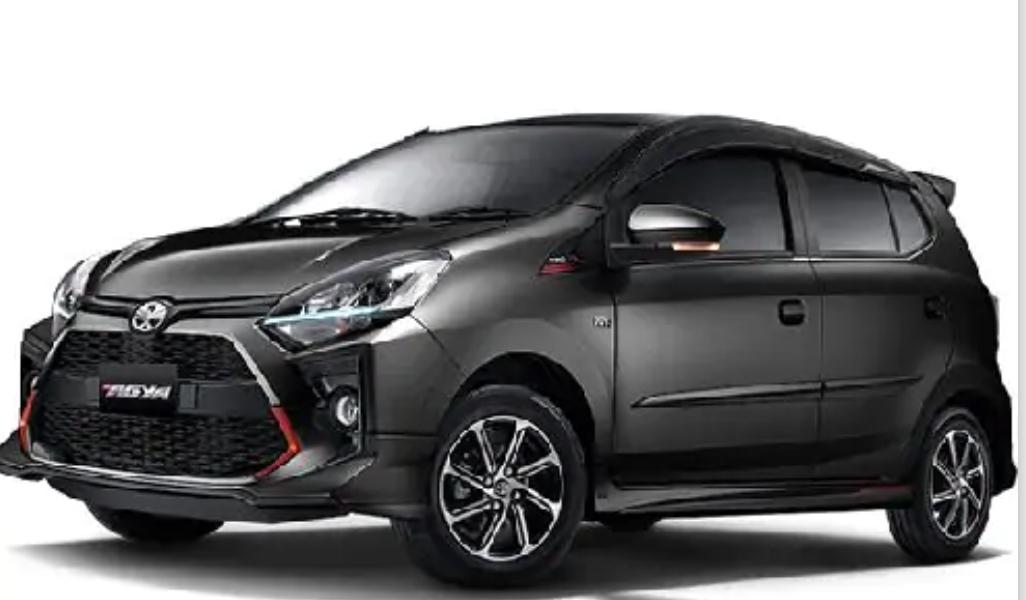 Warna Toyota Agya 2020   Promo Dealer Toyota Mobil Baru ...