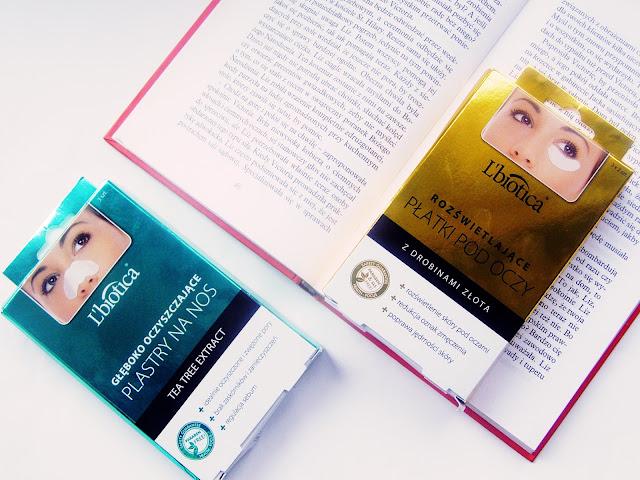 L'biotica: głęboko oczyszczające plastry na nos & rozświetlające płatki pod oczy