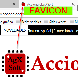 Tutoriales - AccionGlobalXSoft