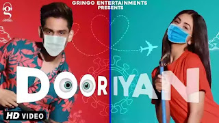 Checkout Surya & Rishika kapoor new song Dooriyan & its lyrics penned by Raas