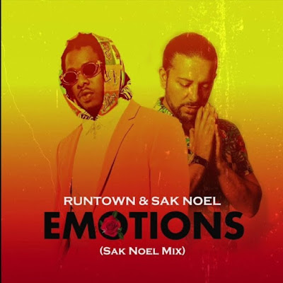 """Nigeria mega superstar Runtown starts up his new year with a brand new record tagged """"Emotions"""" which was previously released by the singer but this time is it a new mix by Sark Noel."""