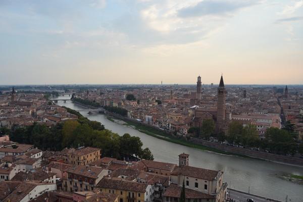 guia de viaje de verona italia, como llegar, donde dormir, historia, que ver, recomendaciones