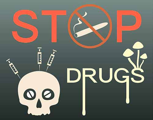 25+ Contoh Poster Narkoba dan Slogan Narkoba - GRAFIS - MEDIA