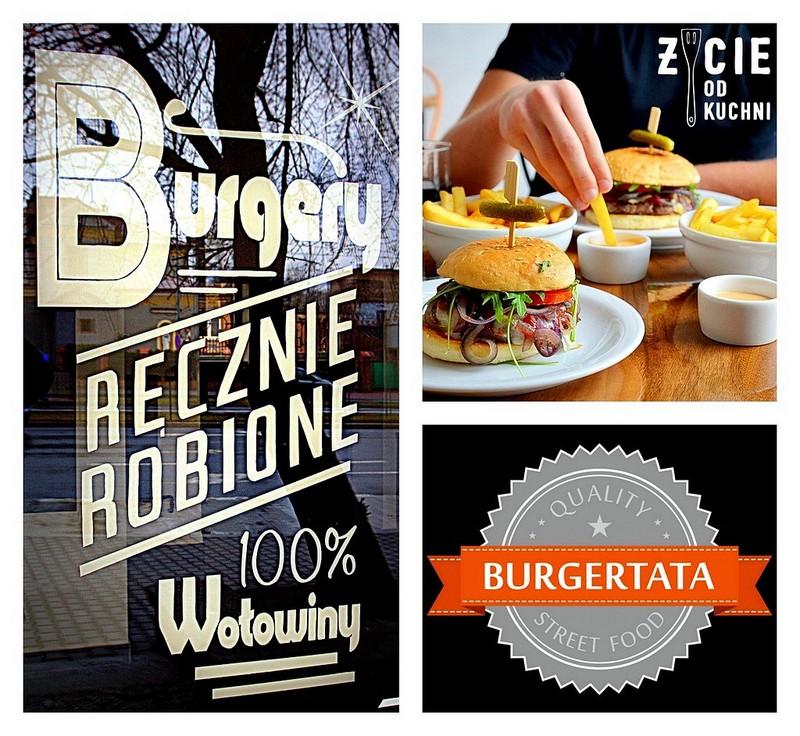 burgertata, street food, burgery, najlepsze burgery w krakowie